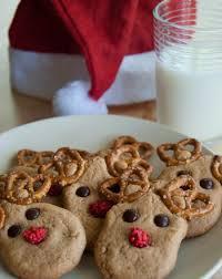 pretzel reindeer cookies activity education com