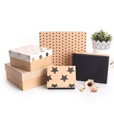 gold foil gift boxes handmade luxury gold foil sted wedding dress packaging box