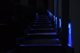 hall and stairs lighting cinema hall step lights up and down step lights manufacturers mumbai
