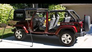 jeep hardtop 2016 topoff jk74 roof rack