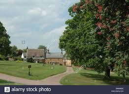 Blue Barns Hardingstone Village Cottages Northamptonshire Stock Photos U0026 Village Cottages