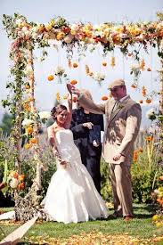 Wedding Arch Ideas 36 Fall Wedding Arch Ideas For Rustic Wedding 2365802 Weddbook