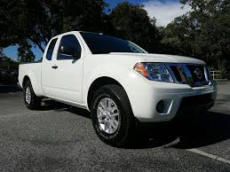 nissan frontier dual exhaust pre owned 2016 nissan frontier sv extended cab pickup in sarasota