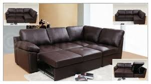 Brown Leather Sofas by Impressive Brown Leather Sofa Sleeper Eperny Light Brown Faux