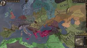 Bohemia Map Cursader Kings Ii Bohemia Long Campaign Album On Imgur