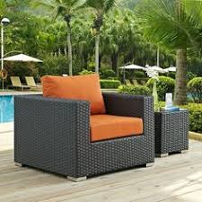 Sunbrella Patio Chairs by Sojourn 11 Piece Outdoor Patio Sunbrella Dining Set In Canvas