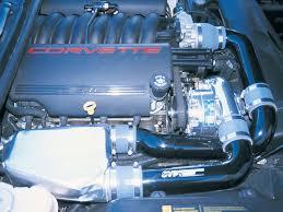 2000 corvette supercharger svi supercharged intercooled chevrolet corvette c5 magazine