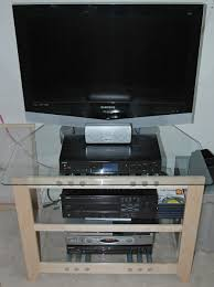 rca home theater tv new tv and electrician u0027s nightmare removed