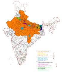 Early Election Results Map by Election Results South Asia Blog
