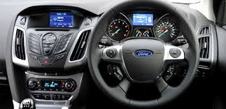 ford focus light on dashboard the wheel of the ford focus
