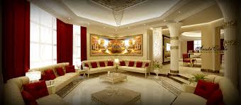 luxury palace residential commercial retail interior