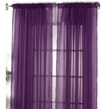 Sheer Valance Curtains Scarf Sheer Voile Door Window Curtains Drape Panel Valance