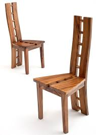 Beautiful Modern Wooden Dining Chairs Chair Designs Best - Wood dining chair design