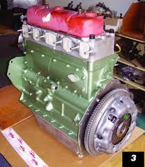 restoring the parts car part 2 1954 austin healey hemmings