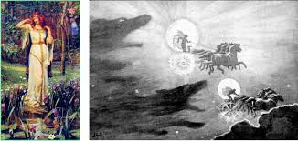 aesir u0026 vanir gods u0026 goddesses of the vikings d infinity