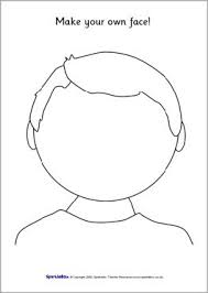 blank kid eyes clipart clipground