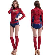 Minion Halloween Costume For Girls by Online Get Cheap Spiderman Halloween Costume For Girls Aliexpress