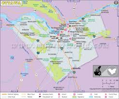 canadian map capitals ottawa map capital of canada