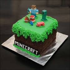 50 coolest birthday cakes on the planet minecraft cake