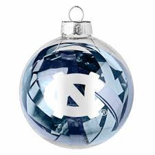 unc decorations carolina ornaments official