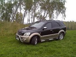 2004 kia sorento diesel