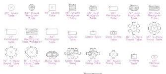 bibliothèque de bloc autocad pour les plans de cuisine dwg plan