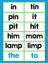 phonics spelling word posters kindergarten 28 lists organized
