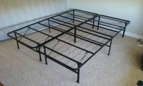 amazon mattress frame review the zinus smartbase dengarden