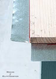 Zinc Table Top Outstanding Zinc Metal Sheet Using Galvanized Table Top Home