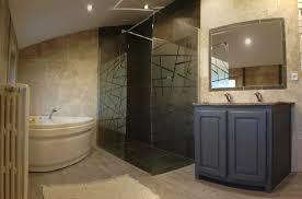 travertin salle de bain salle de bain travertin et ardoise 57 orleans décoration