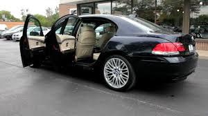 2006 bmw 750 li 2006 bmw 750li luxury cars markham