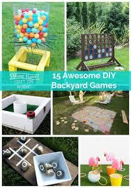 Diy Backyard Games by Diy Backyard Games The Scrap Shoppe