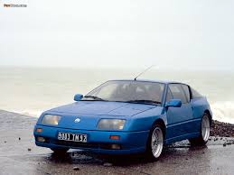 renault alpine gta pictures of renault alpine gta v6 turbo le mans 1990 1024x768