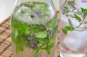 lavender tea edible flowers week lavender mint tea be mindful be human