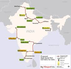 Mumbai India Map by Indian Railways Plans 9 Billion In Investments For 2010 Advances