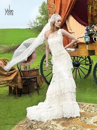 Hippie Wedding Dresses Boho Chic Hippie Wedding Dress Bitsy Bride