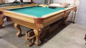 used pool tables for sale by owner chicago used pool tables used billiards accessories