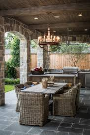 Kitchen Tile Floor Designs by Delightful Outdoor Kitchen Design Drawings Patio Traditional With