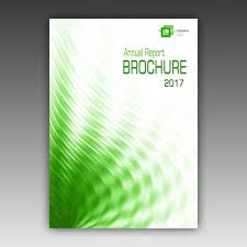psd green brochure template psd free download pikoff