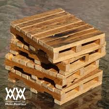 pallet drink coasters woodworking for mere mortals