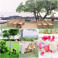 hawaiian theme wedding unique wedding themes inspired by 5 television shows inside weddings