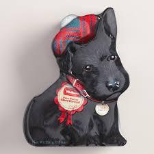walkers wee scottie dog cookie tin world market