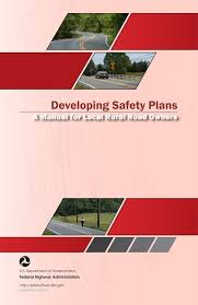 developing safety plans a manual for local rural road owners