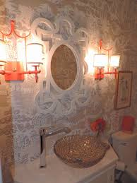 Top 25 Best Powder Room Birds Of A Feather Perfect Powder Room