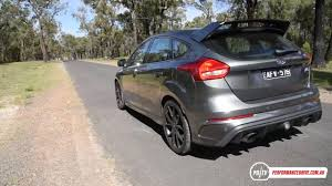 2016 subaru wrx sti review track test video performancedrive 2017 ford focus rs 0 100km h u0026 engine sound youtube