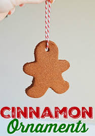 Easy Cinnamon Ornament Recipe Epsom Salt Gift Ornaments The Country Cook