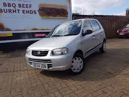 suzuki alto 1 1 gl 5door manual mileage48300 hatchback in
