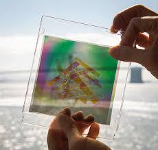 polarized light mosaic color polarization light u0026 waves science