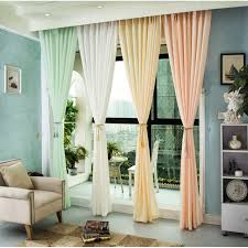 american country style decorative cloth curtain