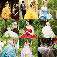 disney wedding disney launches new range of wedding dresses and all 14 gowns